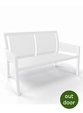 Molise 2 Seater Bench