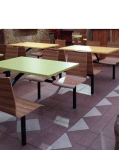 restaurant table and chairs 2020