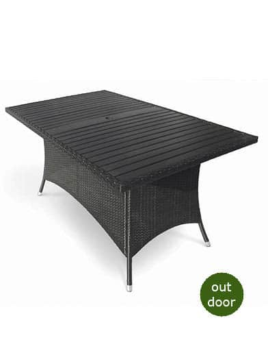 Weave Dining Tables