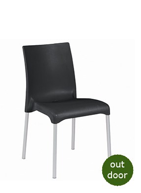 P1683S Stacking Side Chair