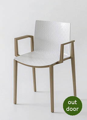 P2050A Stacking Armchair