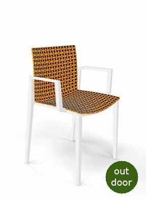 P2051A Stacking Armchair