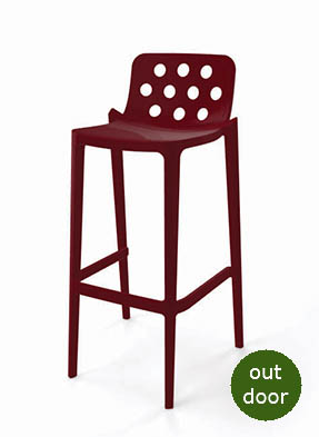 P2052HS Stacking High Stool
