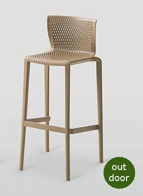P2055HS Stacking High Stool