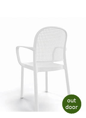 P2058A Stacking Armchair
