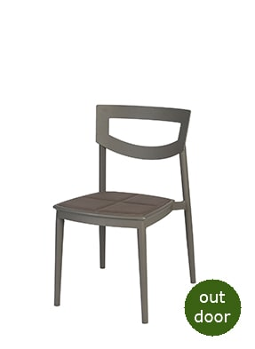 P2064S Stacking Side Chair