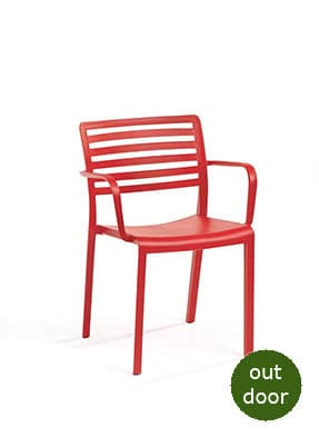 P2066A Stacking Armchair