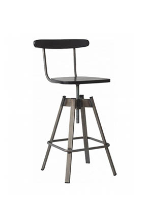 P2077HS Swivel High Stool