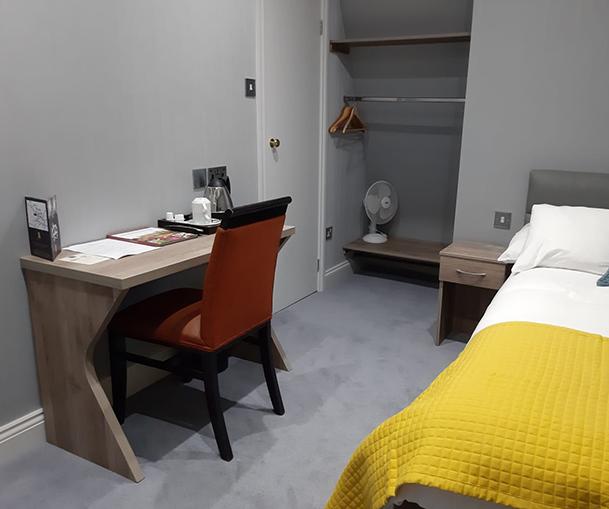 Hotel Bedroom Refurbishments – High Wycombe
