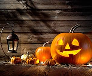 Halloween pumpkin Restaurants