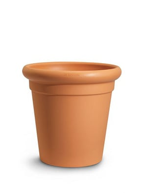 Temple Design Planter Pot