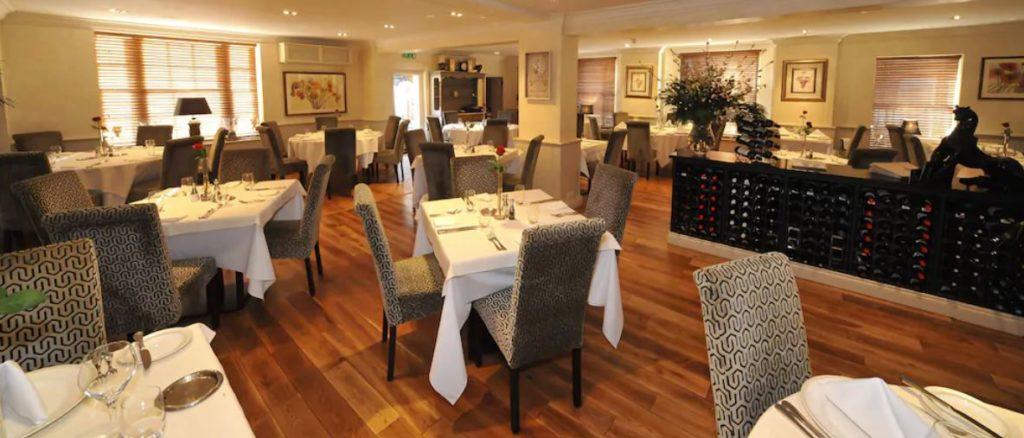 restaurant Maldon