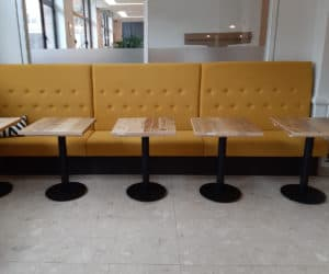 GBN Primo Restaurant Booths