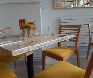 GBN Primo Restaurant Wood
